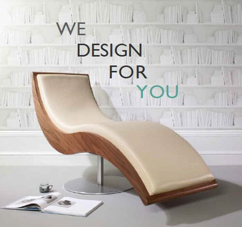 We design for you.