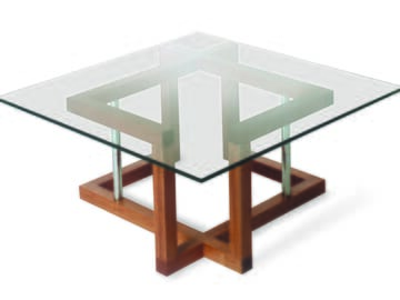 Infinity Knot Coffee Table Version 2
