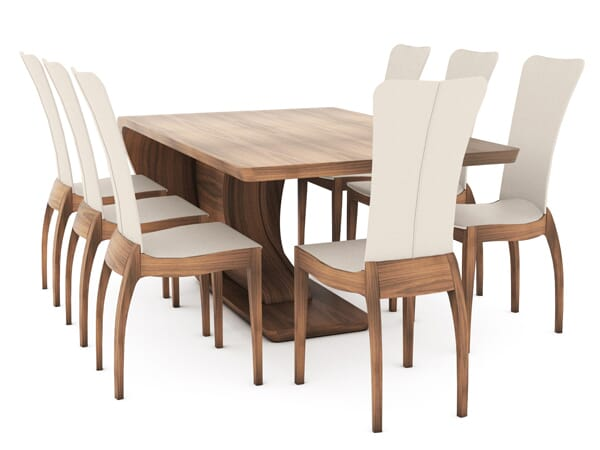 Crest Dining Tables