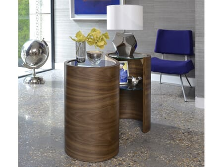 Swirl Lovers Lamp Table