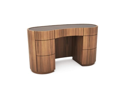 Swirl Desk / Dressing Table